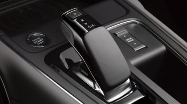 Citroen C5 Aircross plug-in hybrid - gear selector