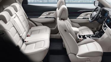 2019 Ssangyong Korando SUV - interior side
