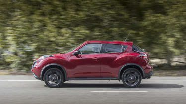 Nissan usually scores pretty well for reliability, which should reassure those looking to buy a Juke.