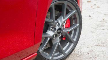 Ford Focus ST hatchback alloy wheels