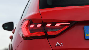 Audi A1 2019 rear light