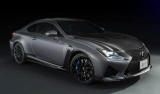 Lexus RC F 10th Anniversary front