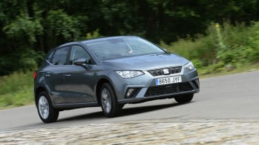 A wide range of engines are available, with power from 74 to 148bhp and petrol or diesel