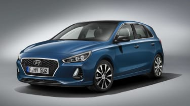 The next Hyundai i30 promises more tech and higher build quality than ever before. There'll be a hot 'N' version, too