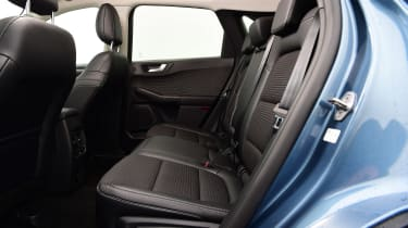 Ford Kuga SUV rear seats