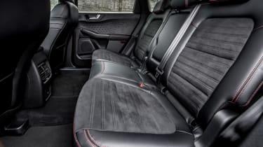 Ford Kuga Plug-in Hybrid rear seats