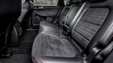 Ford Kuga Plug-in Hybrid rear seats