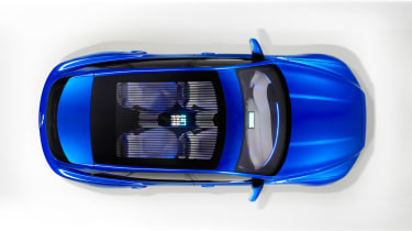 Jaguar C-X17 4x4 concept 2013 top