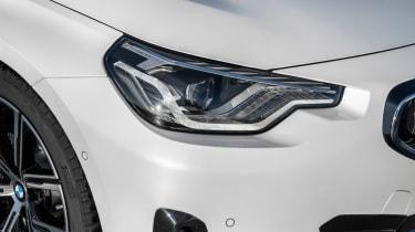 2021 BMW 2 Series Coupe M Sport - headlight