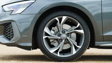 Audi A3 Sportback hatchback alloy wheels