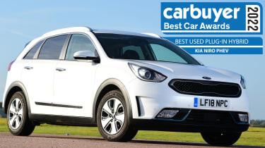 Best Used Plug-in Hybrid Car: Kia Niro PHEV