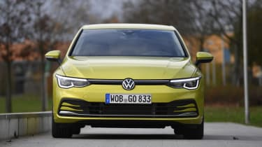 2020 Volkswagen Golf - front static view