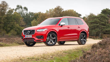 Just one in ten say a glamping trip in a Volvo XC90 would make their perfect trip