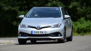 Toyota Auris front
