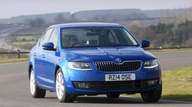 The Octavia is a genuinely roomy family hatchback powered by a choice of smooth, punchy and economical petrol and diesel engines.