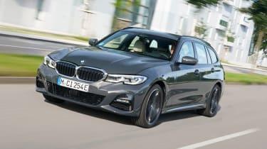 2021 BMW 320e Touring