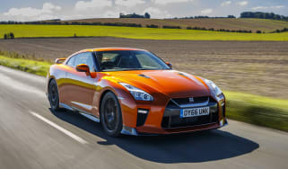 Nissan GT-R coupe review