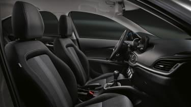 2020 Fiat Tipo Life interior