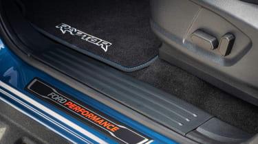 Ford Ranger Raptor pickup door sills