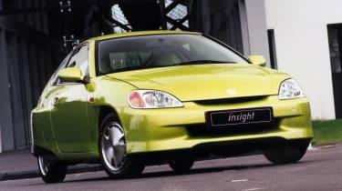 MK1 Honda Insight - front