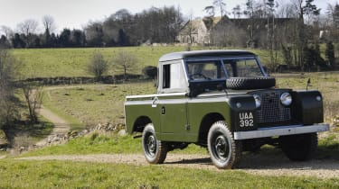 The 'Series' Land Rovers need no introduction. Culminating in the Defender, their replacement is eagerly awaited