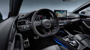 2020 Audi RS5 Coupe - interior quarter angle
