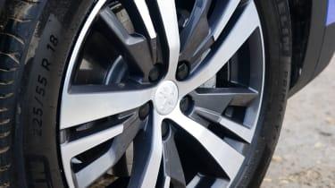 Peugeot 3008 SUV alloy wheels