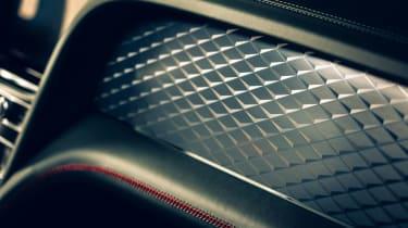 2020 Bentley Bentayga SUV - fascia