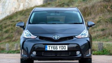 Toyota Prius+ MPV front static
