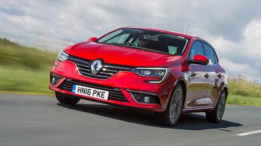 Latest Megane is much bolder looking than the previous generation