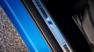 BMW 118i M Sport - interior sill guard