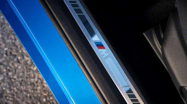BMW 118i M Sport - interior sill guard