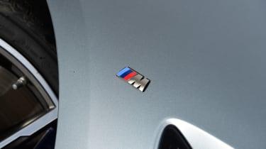 BMW 8 Series Gran Coupe saloon badge