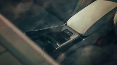 Porsche 911 coupe armrest
