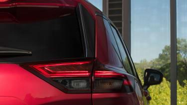 Nissan Rogue (X-Trail) tail-light