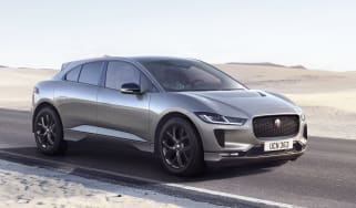 Jaguar I-Pace Black edition