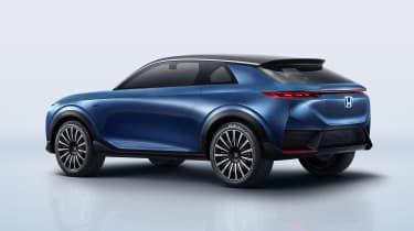 Honda SUV e:concept rear