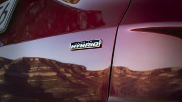 2019 Ford Kuga - hybrid badge