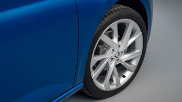 2019 Skoda Scala alloy wheel