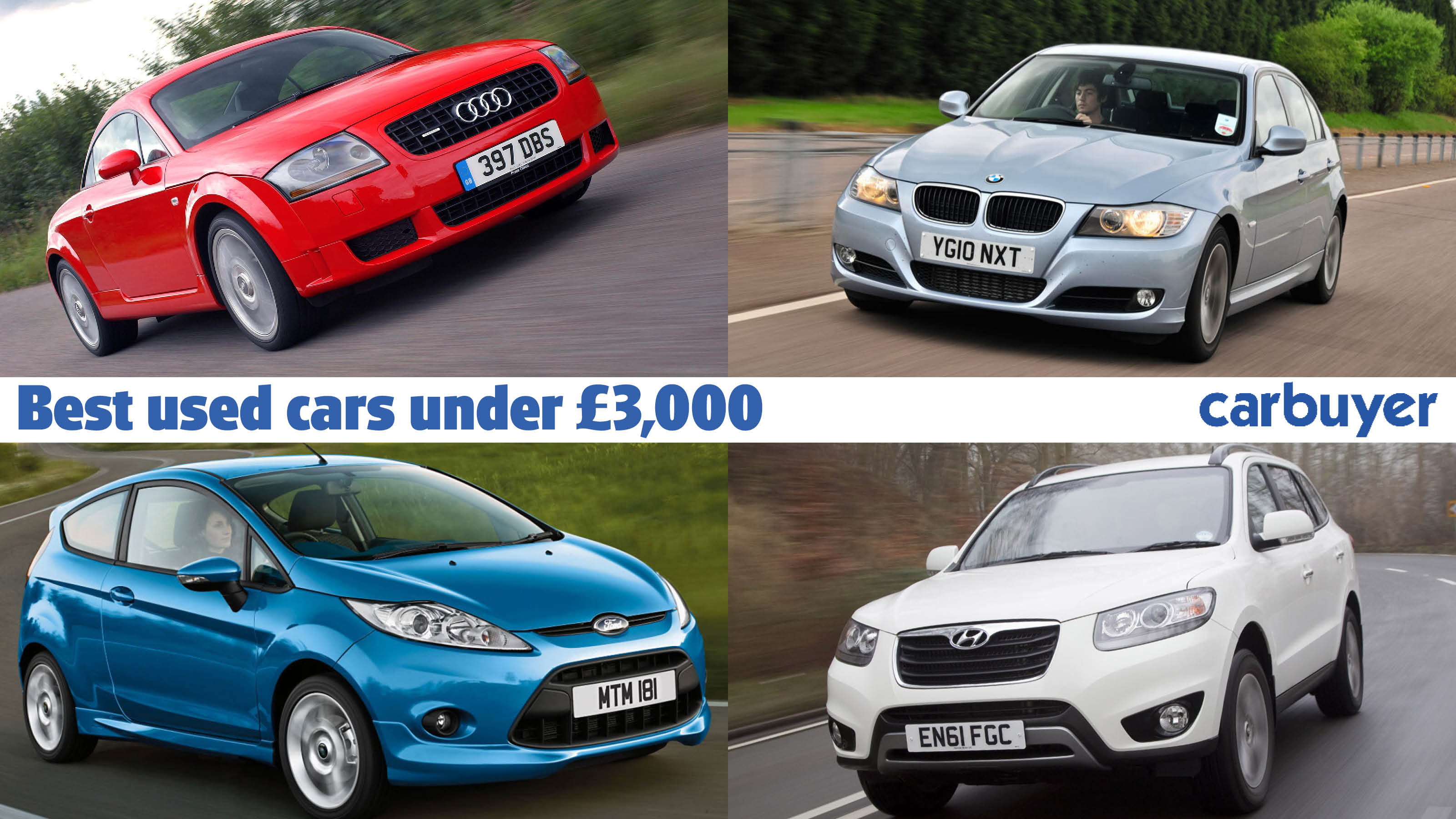 Best Used Cars Under 3 000 Carbuyer