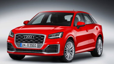 The Q2 is perhaps the most distinctive SUV that Audi offers.