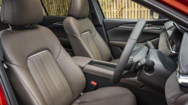 Mazda6 saloon seats