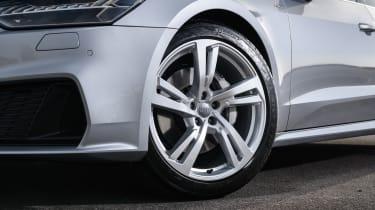 Audi A7 Sportback hatchback alloy wheels