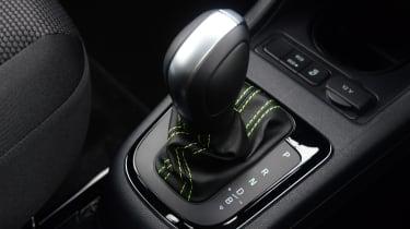 Skoda Citigo e iV hatchback gearlever