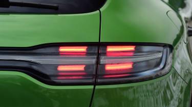 2020 Porsche Macan - rear light detail
