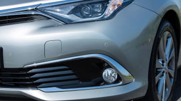 Most versions have features including parking sensors and front foglights