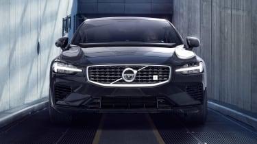 Volvo S60 Polestar Engineered front