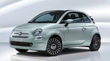 Fiat 500C mild hybrid
