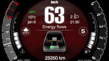 Fiat 500 mild hybrid battery information