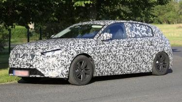 2021 Peugeot 308 prototype - front 3/4 static